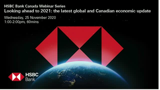 Looking ahead to 2021: Global and Canadian economic update