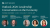 Issuer Services Outlook 2021: Leadership Conversation on the Economy