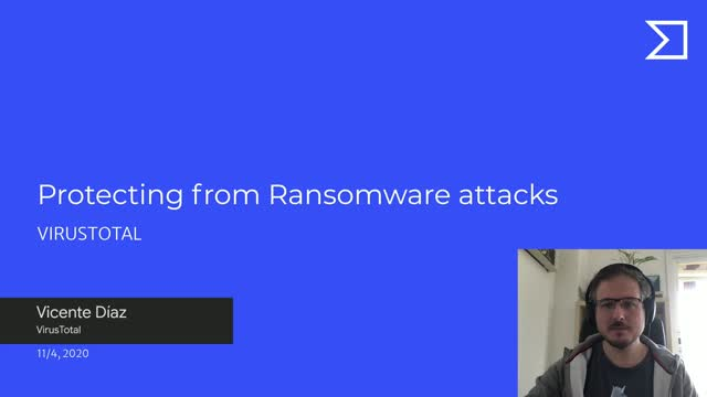 Protecting from Ransomware attacks