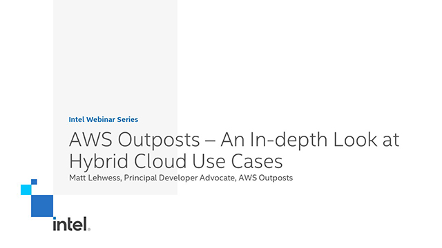 AWS Outposts – An In-depth Look at Hybrid Cloud Use Cases