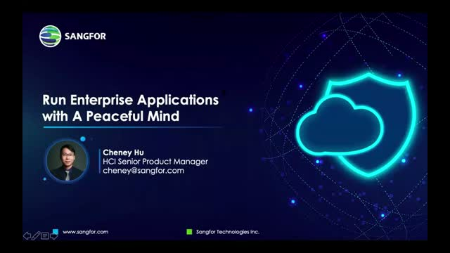 Run Enterprise Applications with Peace of Mind