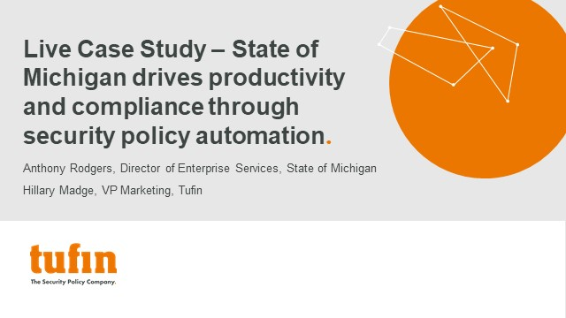 Case Study: Automating Security Operations to Increase Productivity & Compliance
