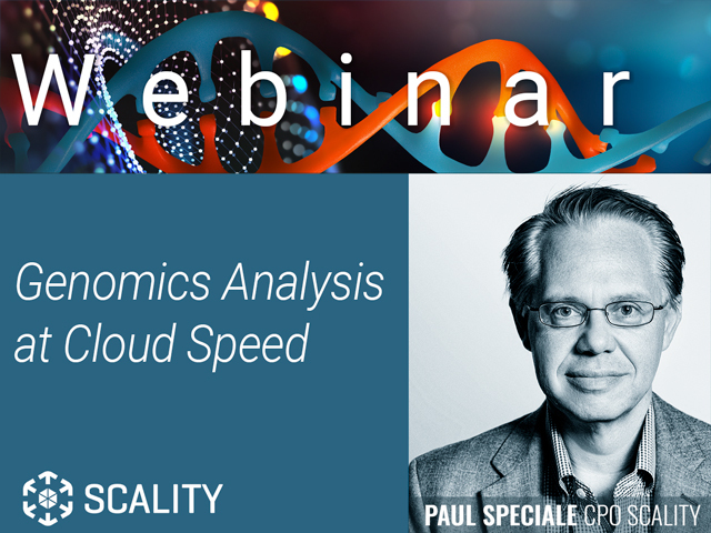 Genomics Analysis at Cloud Speed