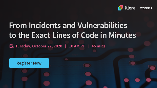 From Incidents and Vulnerabilities to the Exact Lines of Code in Minutes