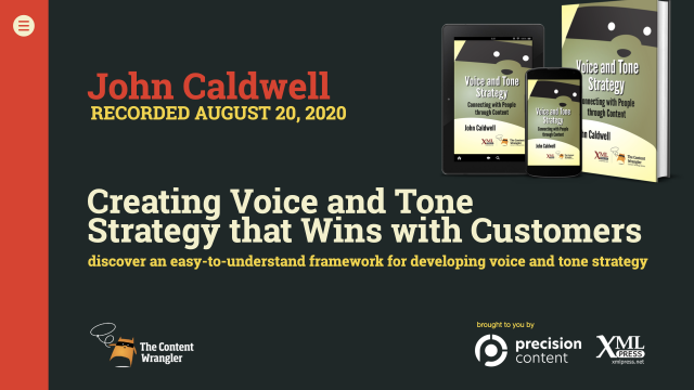 Creating Voice and Tone Strategy that Wins with Customers