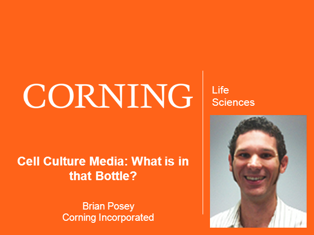 Cell Culture Media: What Is In That Bottle?