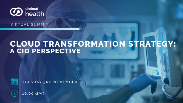 Cloud Transformation Strategy in Health – A CIO Perspective