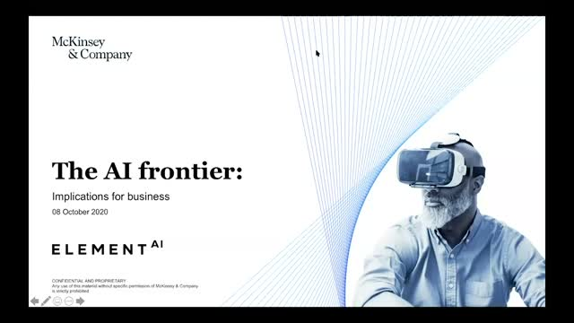 The AI Frontier in Time-Series Forecasting: Implications for business