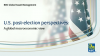 U.S. post-election perspectives: A global macroeconomic view
