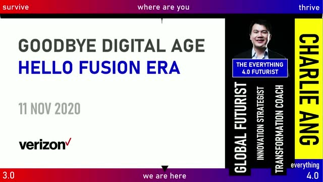 Goodbye digital age, welcome fusion era in Asia Pacific