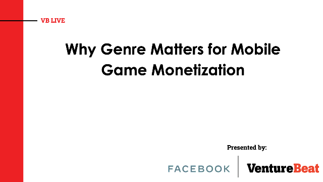 Why Genre Matters for Mobile Game Monetization