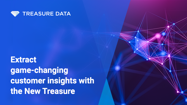 Treasure Data Fall Launch 2020: Game Changing Analytics for Brands