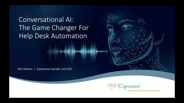 Conversational AI: The Game Changer for Help Desk Automation