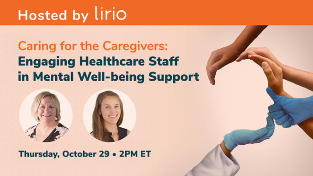 Caring for the Caregivers: Engaging Healthcare Staff in Mental Wellbeing Support