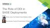 The Role of DDI in SASE Deployments