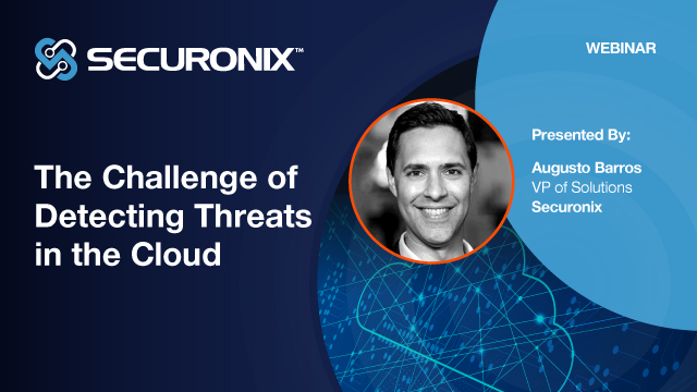 The Challenge of Detecting Threats in the Cloud