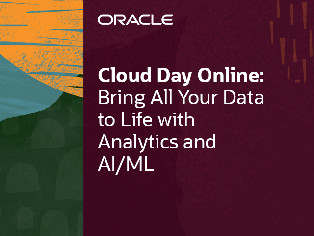 Bring All Your Data to Life with Analytics and AI/ML