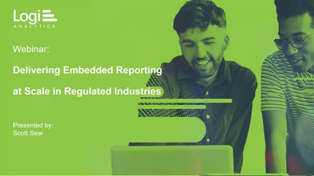 Delivering Embedded Reporting At Scale In Regulated Industries