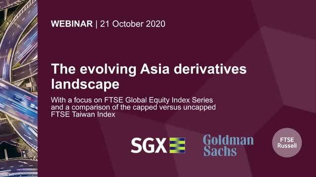 The evolving Asia derivatives landscape