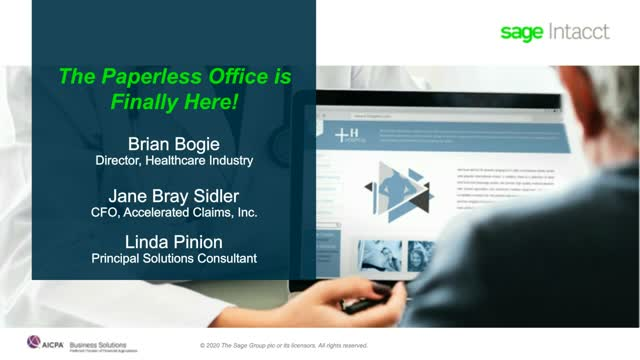 Going Paperless: Tips for Healthcare Finance Teams