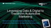 Leveraging Data and Digital to Transform Automotive Marketing