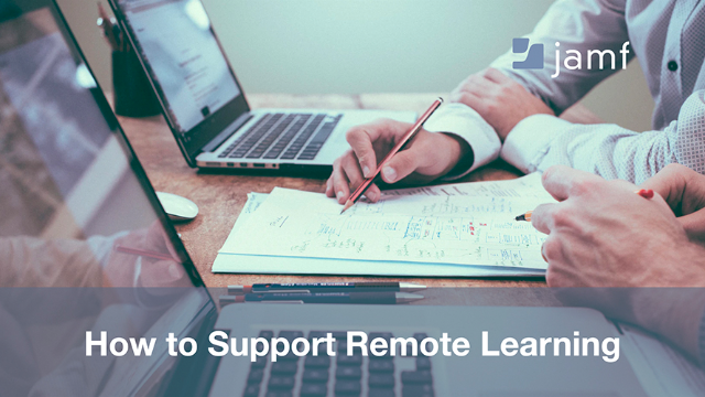 How to Support Remote Learning