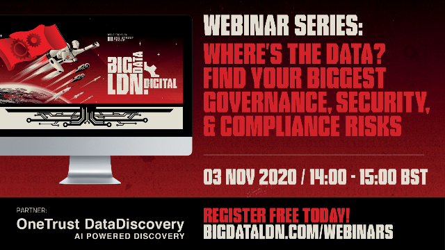 Where's the Data? Find Your Biggest Governance, Security, and Compliance Risks