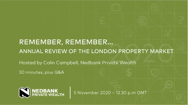 Remember, Remember... – Annual review of the London residential property market