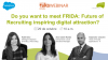 Do you want to meet FRIDA: Future of Recruiting inspiring digital attraction?