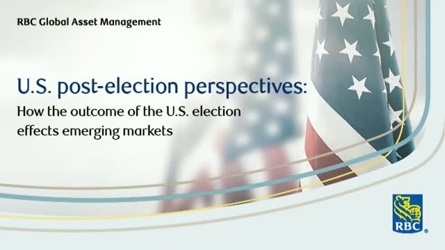 U.S. post-election perspectives: How the outcome will effect emerging markets