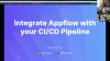 Integrate Appflow with your CI/CD pipeline