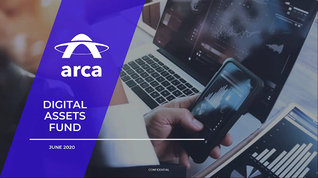 Arca – Digital Assets Fund