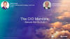 The CIO Mandate for Secure Cloud Transformation