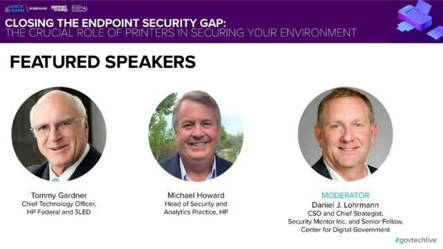 Endpoint Security Gap Closure: Printer's Crucial Role