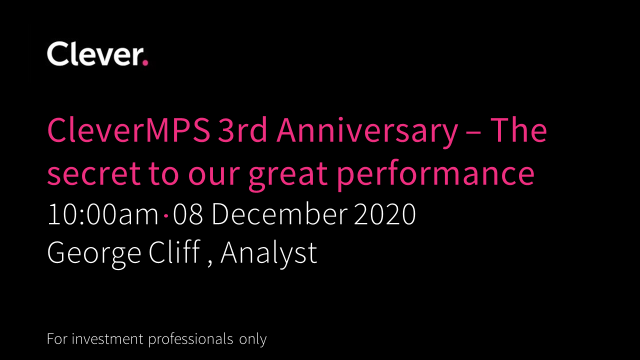 CleverMPS 3rd Anniversary - The secret to our great performance