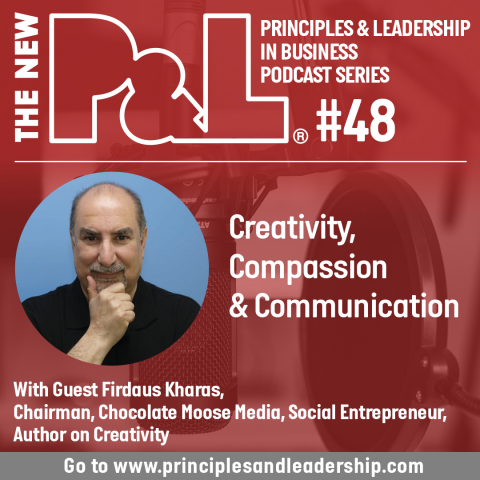 The New P&L speaks to world-renowned social entrepreneur, Firdaus Kharas