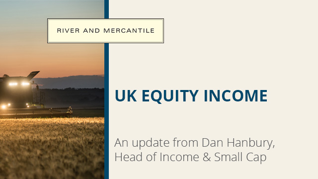 R&M update - UK Equity Income