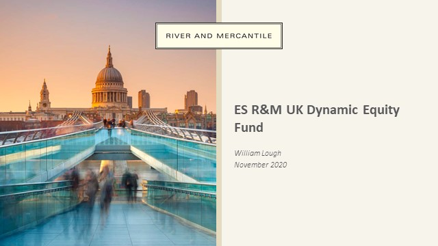 R&M update - UK Dynamic Equity