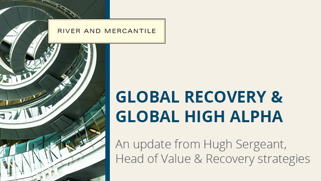 R&M update - Global Recovery and Global High Alpha