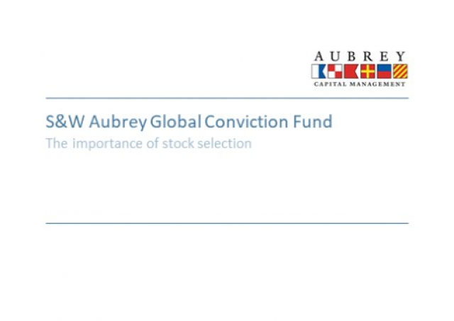 Aubrey Capital  Global Conviction Fund