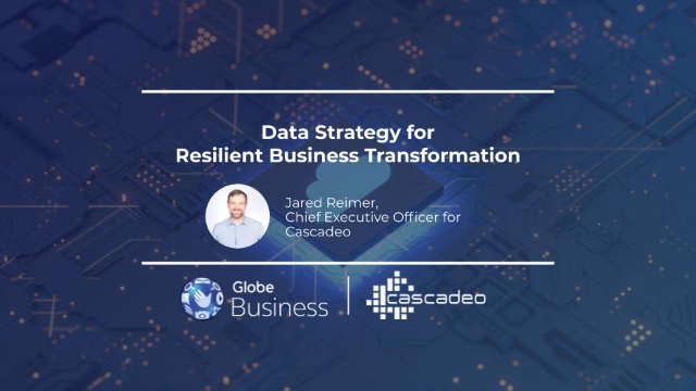 Data Strategy for Resilient Business Transformation