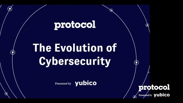 The Evolution of Cybersecurity: A Protocol Event Panel Discussion