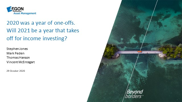 Will 2021 be a year that takes off for income investing?