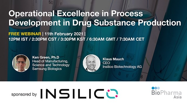 Operational Excellence in Process Development in Drug Substance Production