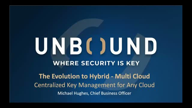 The Evolution to Hybrid/Multi Cloud