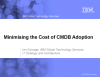 Minimising the Cost of CMDB Adoption