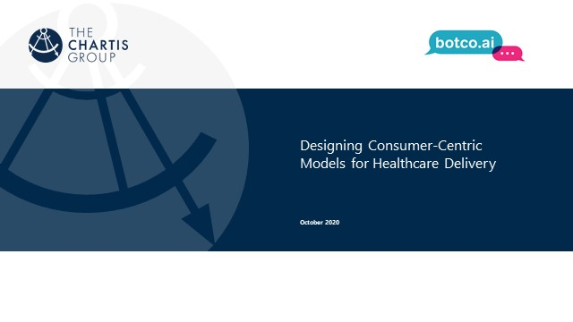 Designing Consumer-Centric Models for Healthcare Delivery