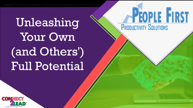 Unleashing Your Own (and Others') Full Potential