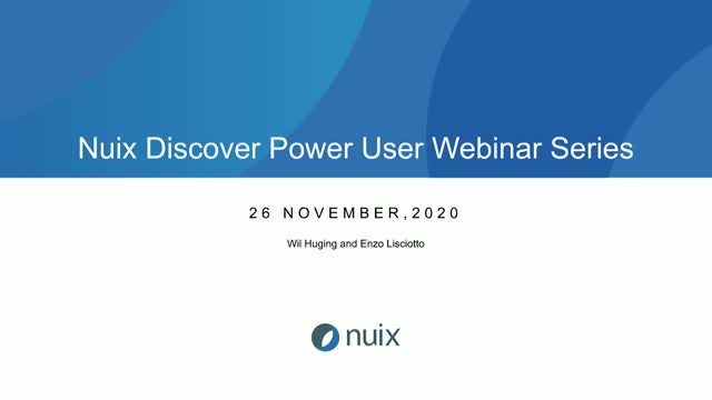 Maximizing Document Production Efficiency Using Renumbering in Nuix Discover