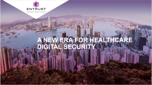 A New Era for Healthcare Digital Security